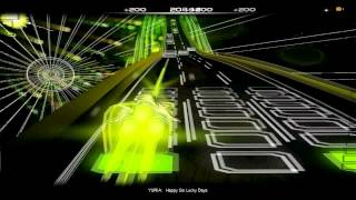Audiosurf: YURIA - Happy Go Lucky Days