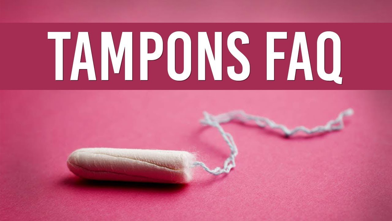 How To Use A Tampon If You Are A Virgin