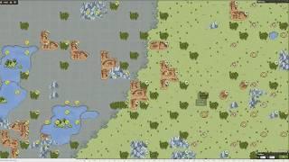 Travian - 15 Crop Grey Zone - Normal server