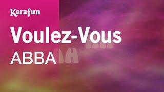 Karaoke Voulez-Vous - ABBA *