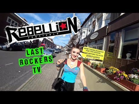 The Best Punk Rock Party in the World 🎉 Rebellion Festival 2018