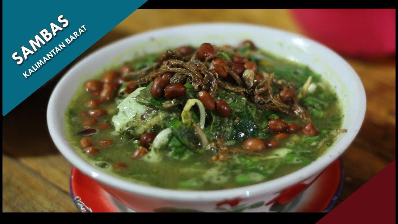 Bubur Paddas Kuliner Khas Sambas Kalimantan Barat