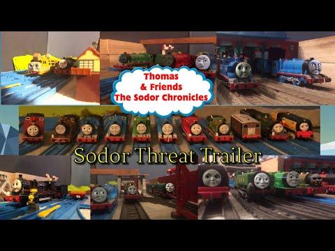"Thomas & Friends: TSC: S3; E6-10 . ""Sodor Threat"" Trailer"