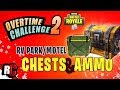 Rv Park Fortnite Overtime Challenges