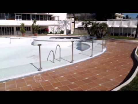 Kiano Engineering Spain specialists in balustrading and pool surrounds