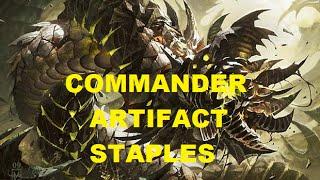 My Commander Artifact Staples