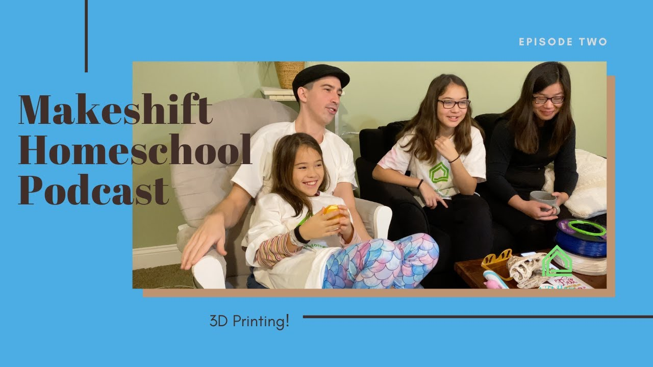 Why kids should learn to use 3D Printers