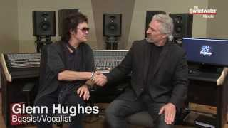Glenn Hughes Interview by Sweetwater
