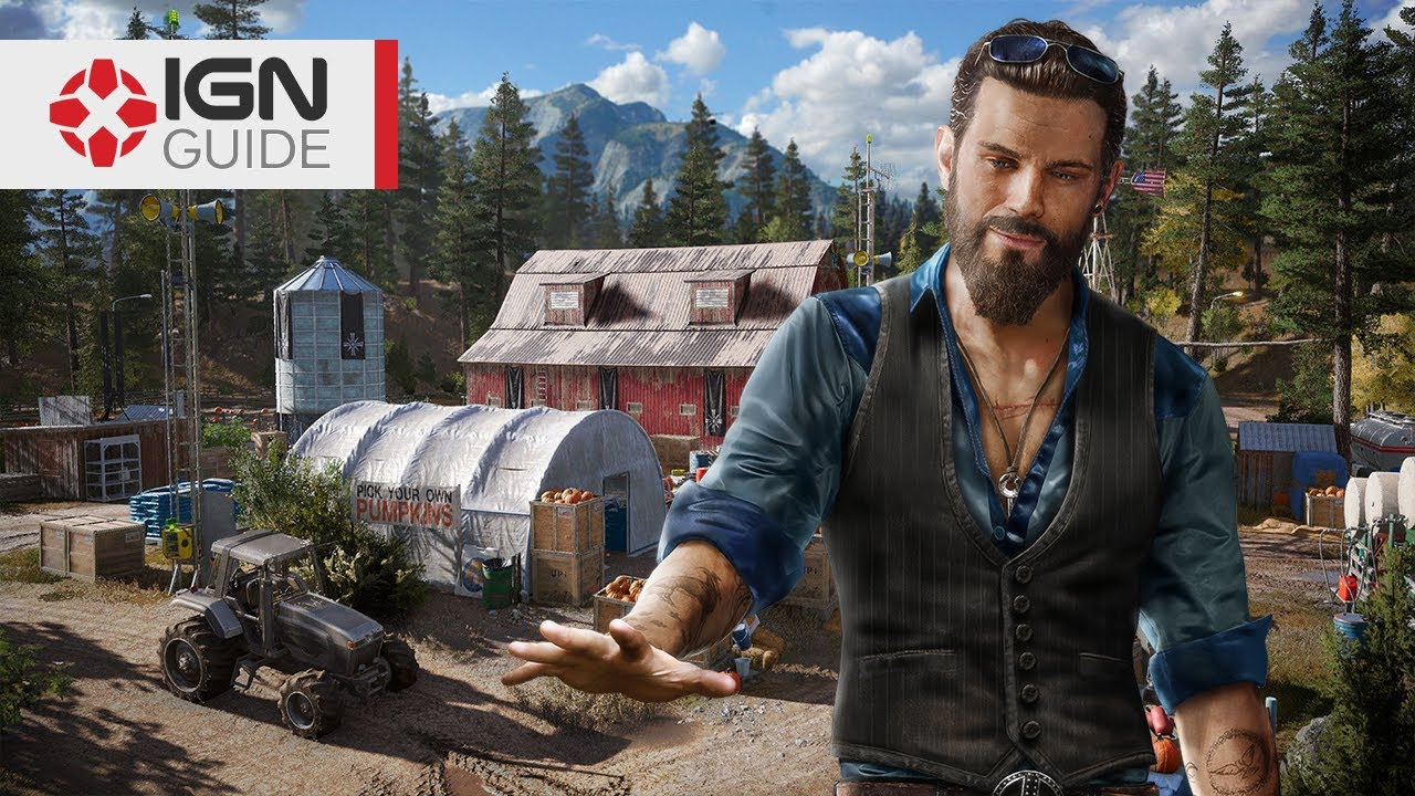 Man Cave Far Cry 5 Walkthrough : Far cry walkthrough side quest out of this world youtube
