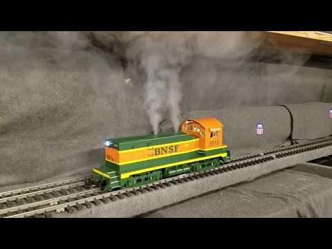USA Trains NW-2 - w/MTH DCS Protosound 3 Install (010518) (RV)