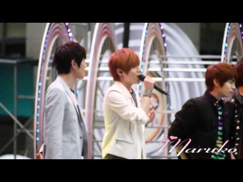 110506 SHINee Onew-Hello @SBS Childrens' Day Special Hope TV  pt.1
