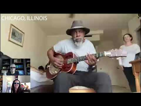 Blues Radio International Viral Anti-Viral World Tour Live Stream