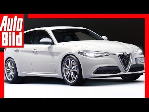 Zukunftsaussicht Alfa Romeo Giulietta 2019 Details Erklarung