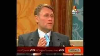 Christopher Helt Esq Interview on Pakistan