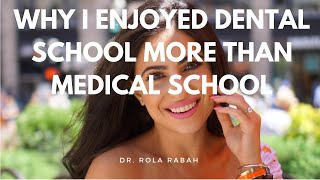 Why I enjoyed dental school more than medical school | The Social Life
