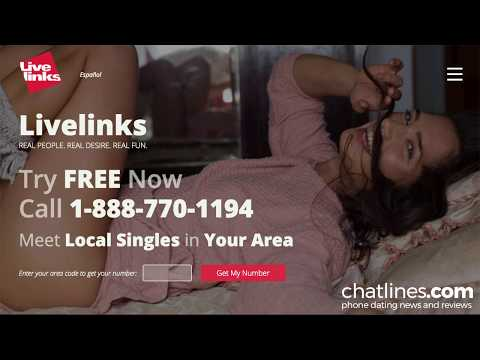 free dating phone chat lines