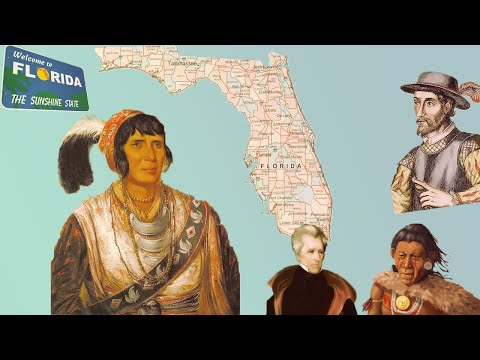 The History Of Florida Explained In 10 Minutes