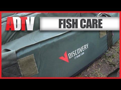 Advanta Discovery CX Rehab Cradle