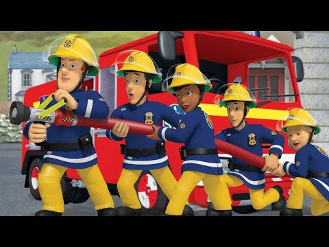 Fireman Sam US New Episodes | Fireman Sam's Best Saves - Fighting Fire! |  🚒 | Cartoons for Children