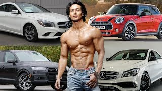 Tiger Shroff Cars Collection 2019 - BMW 5 series, Audi Q7