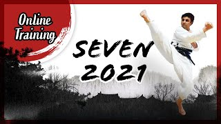 WinTaekwondo Online Training Seven 2021