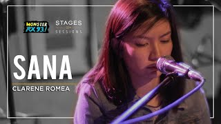 """Clarene Romea - """"Sana"""" (an I Belong to the Zoo cover) Live at the Indie Ground Circuit"""