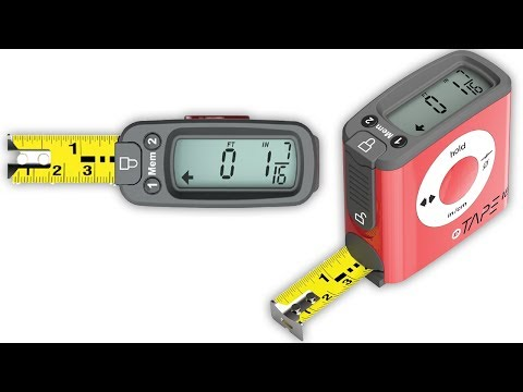 This Tape Measure is Smart!