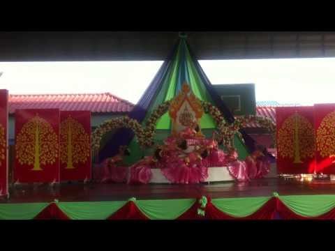 พระบารมี ธ ปกเกล้าชาวสุพรรณ นาฏศิลป์ไทยสร้างสรรค์ ป.1-6