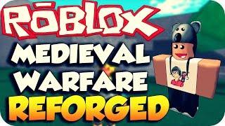 Roblox - Guerre médiévale reforgée