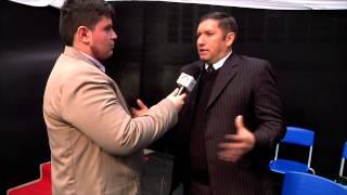 Baixar Entrevista com Pr. Alberi Bueno após o encerramento