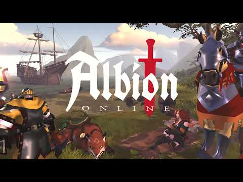 Albion Online | Android Preview