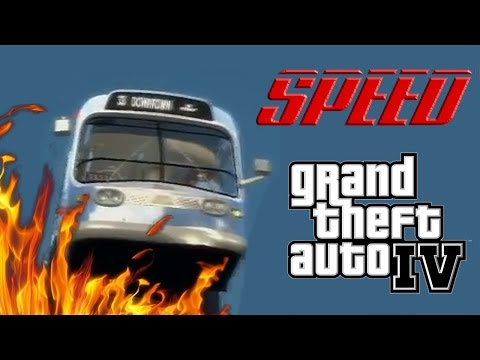 Epic Speed Bus