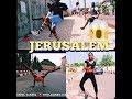 Gambar cover MASTER KG - Jerusalem ft Nomcebo Dance / How to dance jerusalem