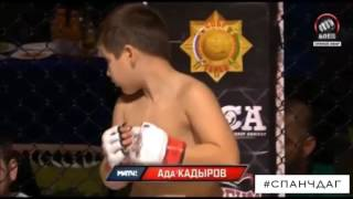 Бой сына Кадырова (в конце вся правда)