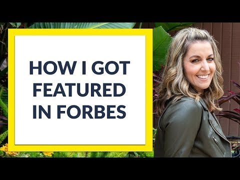 How to Get Your Business Featured in Forbes (Get Free Press for Your Business!)