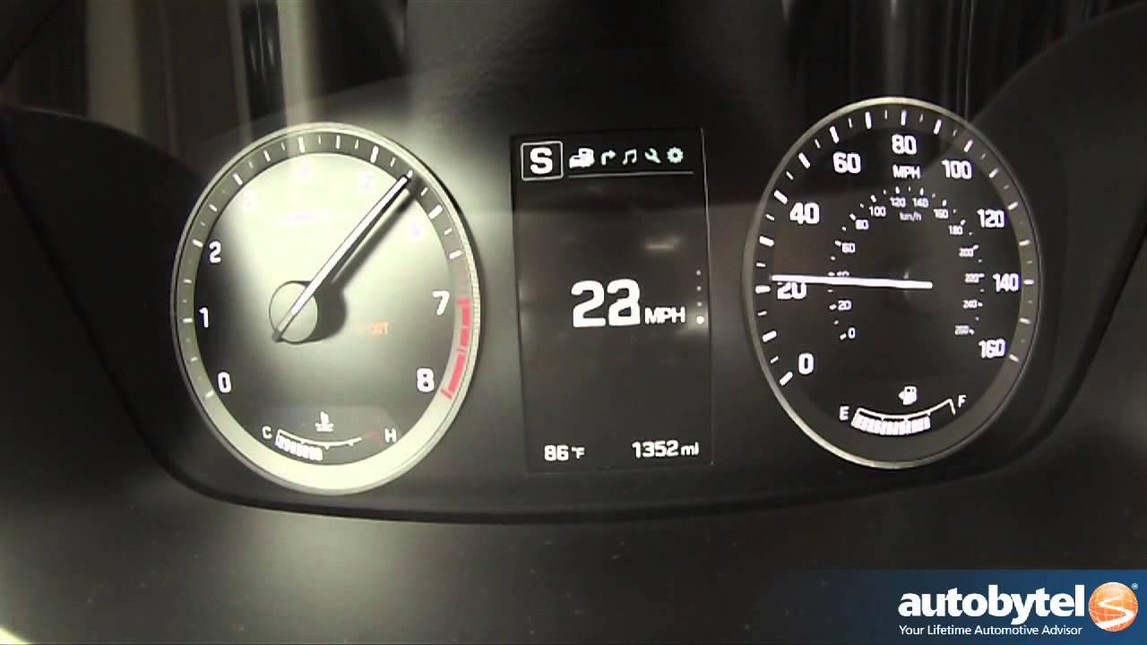 2015 Hyundai Sonata Eco 0 60 Mph Test Video