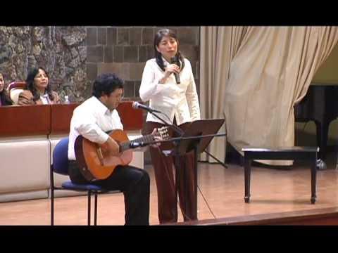 Yo Vengo A Ofrecer Mi Corazón - Walter Carrillo Y Andrea Raza