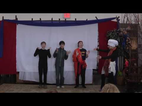 Renaissance School of Arts and Sciences Giving Video