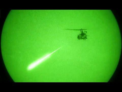 UH-1Y Venom - Night-time Urban Close Air Support