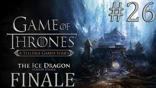Game Of Thrones - Gameplay ITA - Walkthrough #26 - Episodio 6 - Finale prima stagione