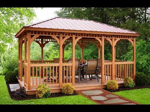 Garden Gazebo Design Ideas