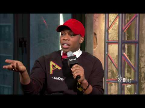 "Todrick Hall On His Lead Role In ""Kinky Boots"" 
