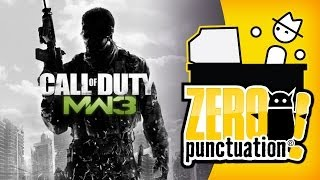 CALL OF DUTY: MODERN WARFARE 3 (Zero Punctuation) (Video Game Video Review)