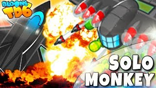 Solo Monkey | Monkey Ace |  Bloons TD6 PL