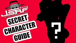 Unlocking All The Secret Characters Guide Jet Set Radio Future 100 Completion Tips Tricks
