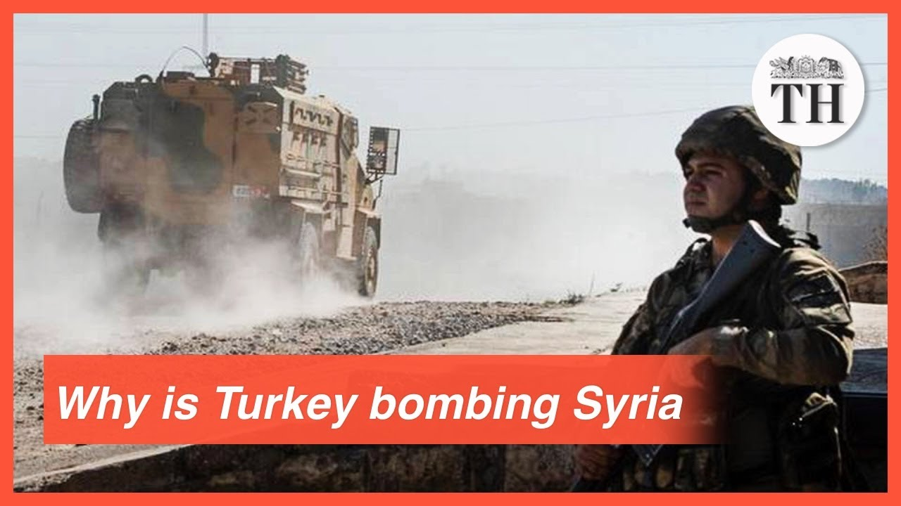 The Hindu Explains   Turkey's attack on Kurds in Syria