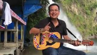 Martin Manurung || husiphon tu alogo i || langsung dari air terjun situmurun  tobasa ..