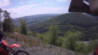 Trevorton & Shamokin hill climbing 7/19-20 2013