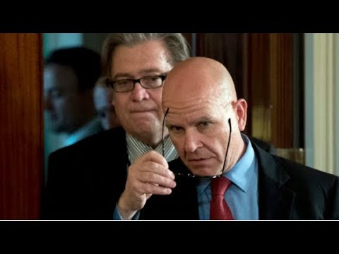 HR MCMASTER FURIOUS OVER BANNON