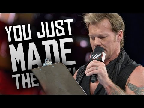 13 Things on THE LIST OF JERICHO!